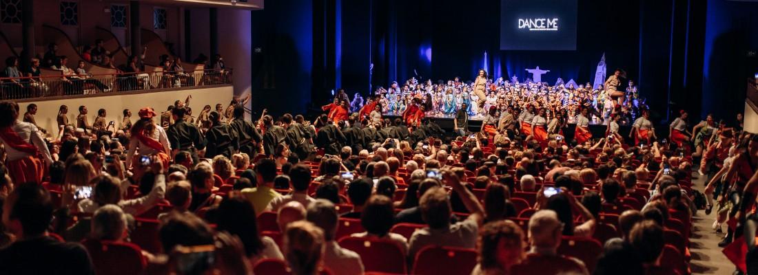 Dance Me Figueres fa vibrar el teatre Jardí amb les 4 funcions del seu 9è festival