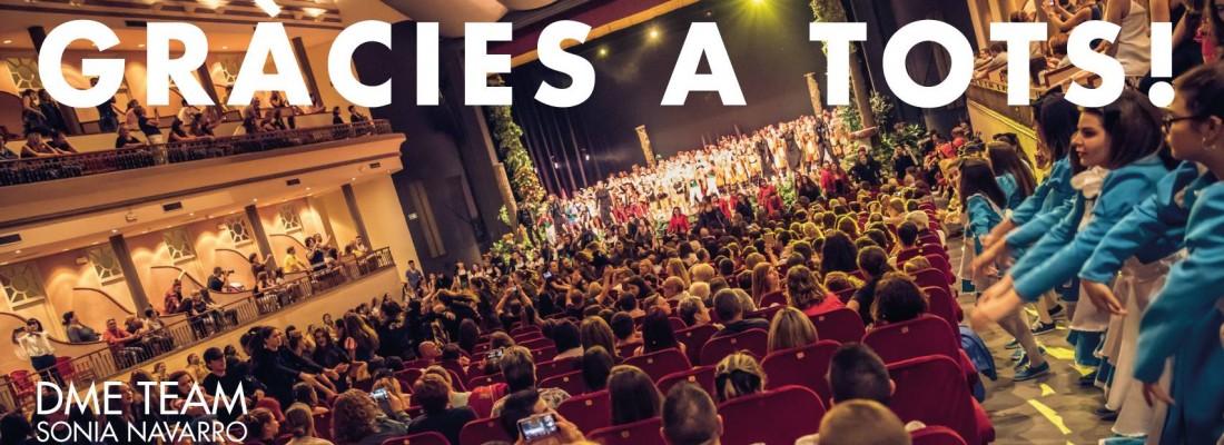 """El 7è festival """"El Bosc Encantat"""" omple el teatre El Jardí durant 3 dies"""