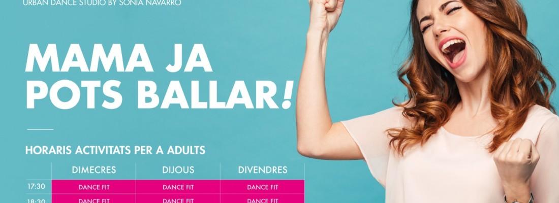 Noves classes per a adults: Latinmix, DanceFit i Salsa!