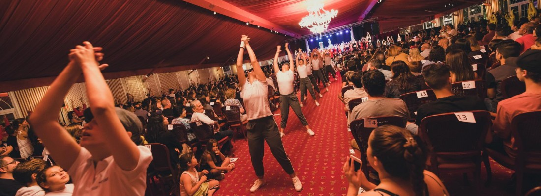 Dance Me Figueres omple de dansa urbana el Castell de Peralada en el seu 8è festival